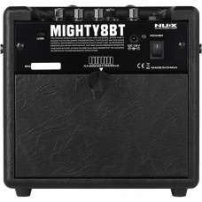 Nux Mighty 8BT Taşınabilir Elektro Gitar Amfisi STOKTA KALMAMIŞTIR