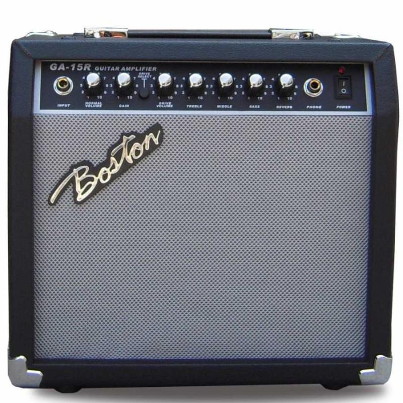 Boston GA15R Elektro Gitar Amfisi (ev için ideal)