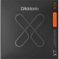 Daddario Akustik Gitar Tel Seti XTAPB1047 Bronz kaplama