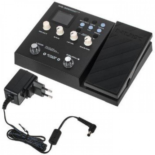 NUX MG-300 Gitar Efekt Prosesörü