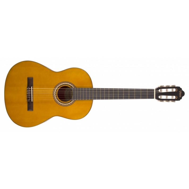 VALENCIA VC204 Klasik Gitar ( KILIF ve PENA  HEDİYELİ)