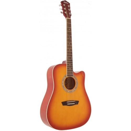 Washburn WA90 Akustik Gitar (4 Renk)