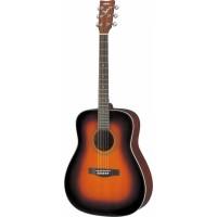 Yamaha F370DWTBS  Sunburst Akustik Gitar