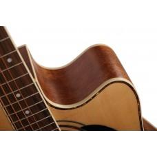 Cort AD880CENS Elektro Akustik Gitar (Kılıf, Takım Tel ve Pena Hediyeli) ÜCRETSİZ KARGO