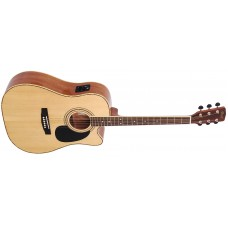 CORT AD880CENAT Elektro Akustik Gitar
