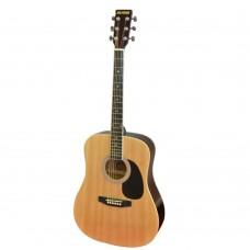 Almira F650N Akustik Gitar ( Kılıf ve Pena Hediyeli ) STOKTA KALMAMIŞTIR