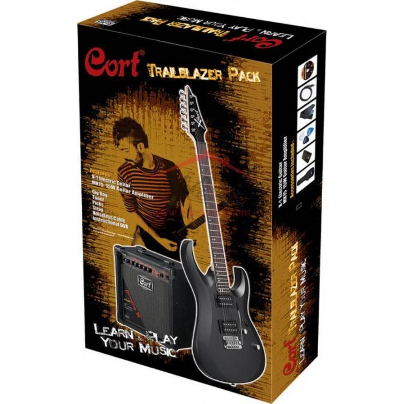 CGP-X1WP SET Elektro Gitar - Amfi - Aksesuarlar STOKTA KALMAMIŞTIR