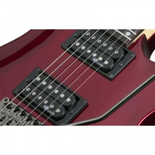 Schecter SGR C-1 FR Elektro Gitar Metalic Red