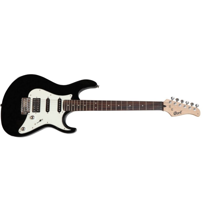 CORT G220BK Elektro Gitar STOKTA KALMAMIŞTIR