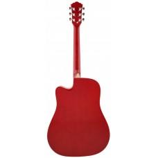 Washburn WA90CERDB Elektro Akustik Gitar