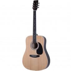 Almira F650N Naturel Akustik Gitar